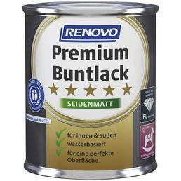 RENOVO Buntlack »Premium«, anthrazitgrau (RAL 7016), seidenmatt