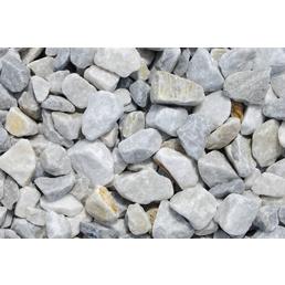 Scherf Dekorsteine, Marmorbruch, 25 mm, Wolken-Weiß, 1000 kg