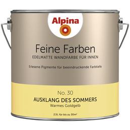 alpina Dispersionsfarbe »Feine Farben«, matt