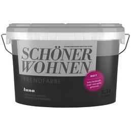 SCHÖNER WOHNEN FARBE Dispersionsfarbe »Trendfarbe«, matt
