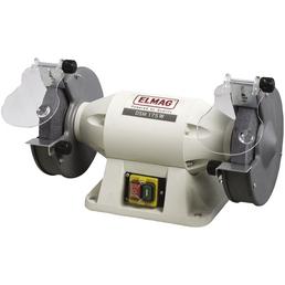 ELMAG Doppelschleifmaschine, max. Körnung 60 mm