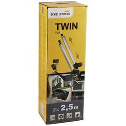 SCHELLENBERG Drehtorantrieb »TWIN 300«, geeignet für 2-flügelige Drehtore, max. Torbreite: 250 cm