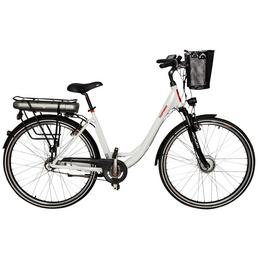 "TELEFUNKEN E-Citybike »RC657 Multitalent«, 28"", 7-Gang, 13 Ah"