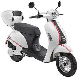 LuXXon E-Scooter »E3100 LI«, 25 km/h (max.), 2000 W