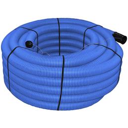 Elektrorohr NR, 50m x 50mm blau