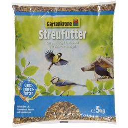 GARTENKRONE Ergänzungsfuttermittel »Gartenkrone«, 3 Beutel à 5000 g