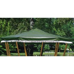 PROMADINO Ersatzdach »Rosenheim«, BxHxT: 340 x 1 x 286 cm, grün, Polyethylen (PE)