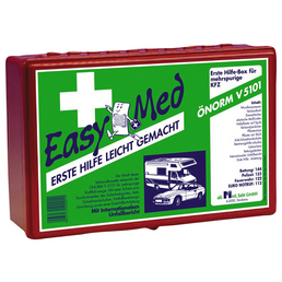 EASYMED Erste-Hilfe-Box, für das Auto