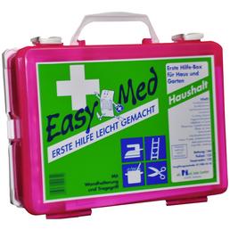 EASYMED Erste-Hilfe-Box, für den Haushalt
