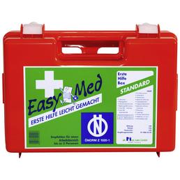 EASYMED Erste-Hilfe-Kasten, für Arbeitsbereiche bis 5 Personen