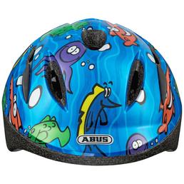 ABUS Fahrradhelm »Kids«, S (48 – 54 cm), blau