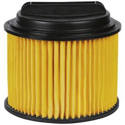 KRAFTRONIC Faltenfilter, BxHxL: 18,6 x 17,1 x 18,6 cm, Kunststoff