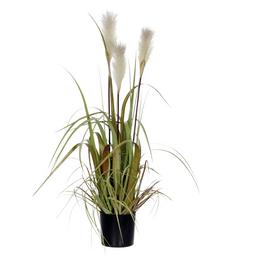 mica® decorations Federgras, Kunstpflanze, 2 Stück