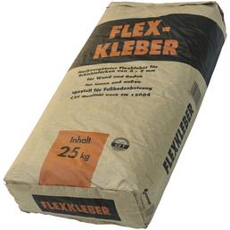 Flexkleber, 25 kg