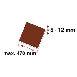 CONNEX Fliesenschneider, silberfarben, Holz/Stahl