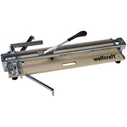 WOLFCRAFT Fliesenschneider » TC710 W«, für Fliesen von 3 – 14 mm Stärke