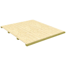 MR. GARDENER Fußboden »Modular«, Fichte