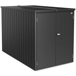 BIOHORT Garage »MiniGarage«, BxT: 122 x 203 cm (Außenmaße)