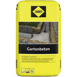 SAKRET Gartenbeton, 30 kg