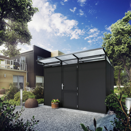KGT Gartenhaus »Linea II«, BxT: 297 x 204 cm
