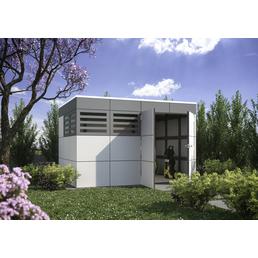 SKANHOLZ Gartenhaus »Sydney 4«, BxT: 337 x 253 cm, Flachdach