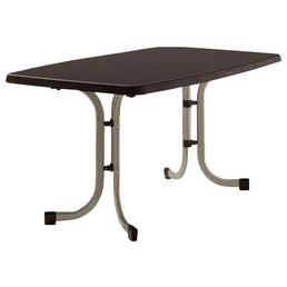 SIEGER Gartentisch »Boulevard-Tisch«, mit Mecalit-pro-Tischplatte, BxTxH: 150 x 90 x 72 cm