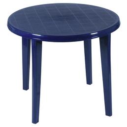 JARDIN Gartentisch »Lisa«, mit Kunststoff-Tischplatte, Ø x H: 90 x 73 cm