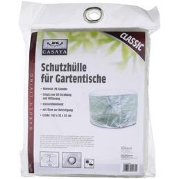 Gartentisch-Schutzhülle »Classic«, Kunststoff, transparent