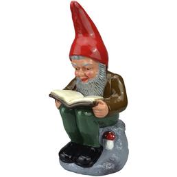 HEISSNER Gartenzwerg, Höhe: 30 cm, Keramik, bunt