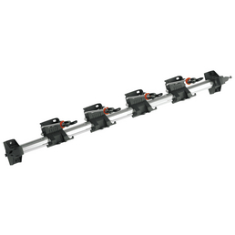 GARDENA Gerätehalter, Aluminium/Glasfaserverstärkter Kunststoff, Tragfähigkeit: 60 kg