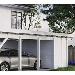 KIEHN-HOLZ Geräteraum »KH 330«, für für KH 330, weiß