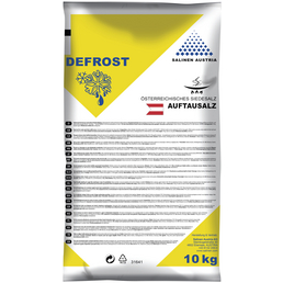 Defrost Gewerbe-, Industriesalz, DEFROST Auftausalz, 10 kg