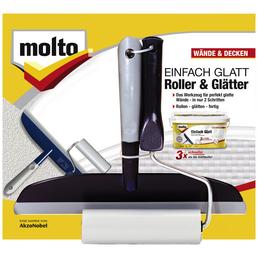 MOLTO Glätter und Roller, Set, 20 cm