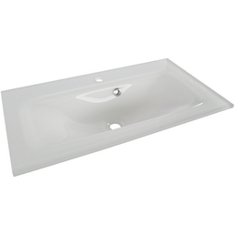 FACKELMANN Glas-Waschbecken Breite: 81 cm