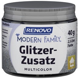 RENOVO Glitzerzusatz »Modern Family«, bunt, 40 g