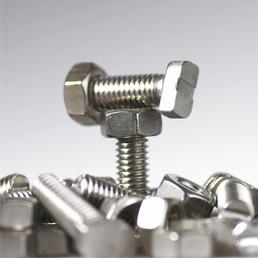 KGT Hammerkopfschraube für Gewächshäuser, BxLxH: 1 x 3 x 2 cm, Metall