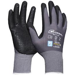 GEBOL Handschuh, Elastan | Nylon | Nitril, 8