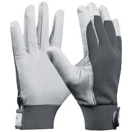GEBOL Handschuh, Polyester   Elastan   Ziegenleder, 9
