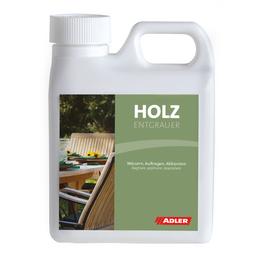 ADLER Holzentgrauer, Farblos, 1 l