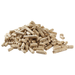 Holzpellets, Restfeuchte: 10 %
