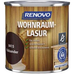 RENOVO Holzschutzmittel für innen, 0,38 l, palisanderbraun, seidenglänzend