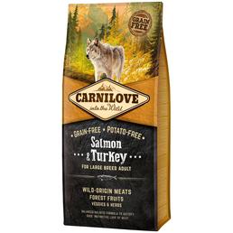 carnilove Hundetrockenfutter »Large Breed«, 1 Beutel à 12000 g