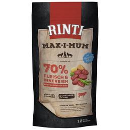 RINTI Hundetrockenfutter »MAX-I-MUM «, 1 Beutel à 12000 g