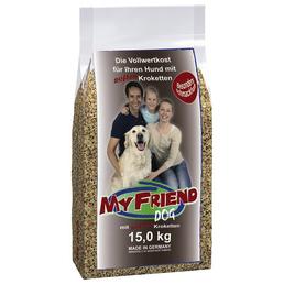 BOSCH PETFOOD Hundetrockenfutter »My Friend Softbrocken«, 1 Beutel à 15000 g