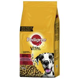 PEDIGREE Hundetrockenfutter »Vital Protection Maxi«, Inhalt: 15 kg, Rind/reis