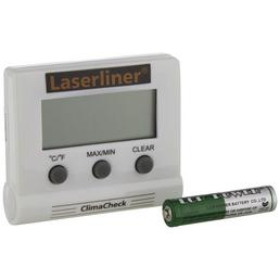laserliner® Hygrometer ClimaCheck digital Kunststoff 6,6 x 5,7 x 1,7 cm