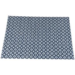GARDEN IMPRESSIONS In- und Outdoor Teppich »Eclips«, BxL: 170 x 120 cm, bluejeans/hellblau/dunkelblau