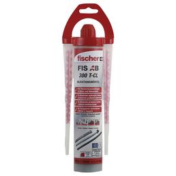 FISCHER Injektionsmörtel, Kunststoff, Rot, 1