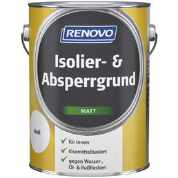 RENOVO Isolier- und Absperrgrund