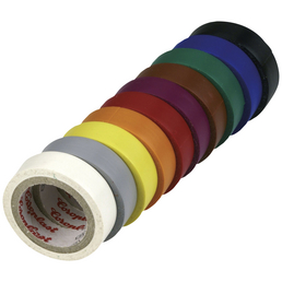 REV Isolierband, LxBxH: 330 x 1,2 x 0,015 cm, Kunststoff, Kunststoff